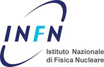 logo istituto nazionale fisica nucleare